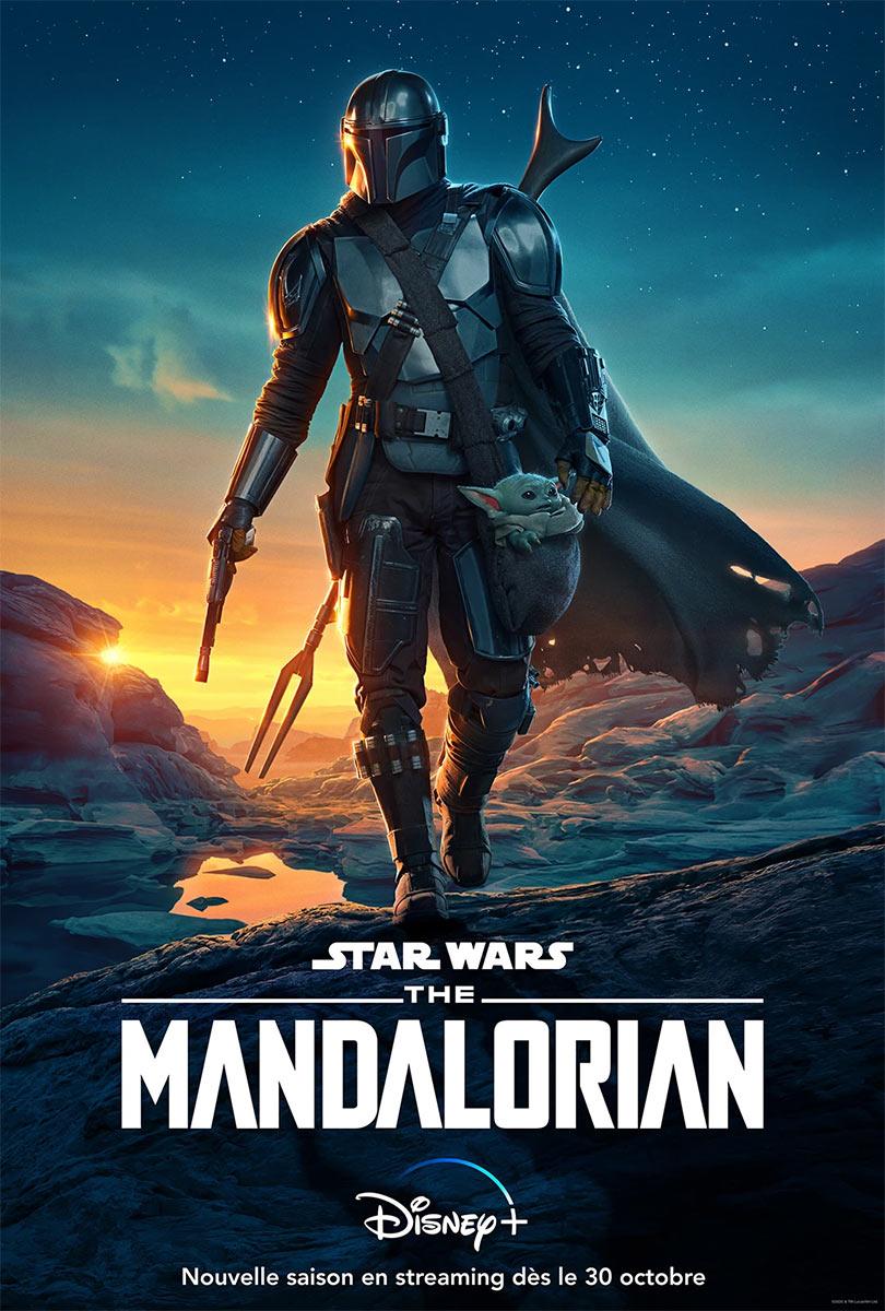 The Mandalorian, l'un des grands succès de Disney+ à son lancement !
