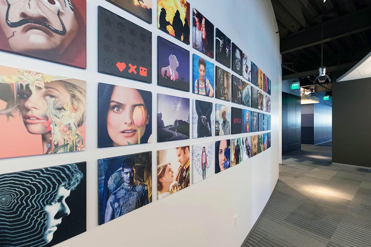 Dans les bureaux de Netflix, le mur des séries originales est déjà bien rempli. Mais il reste de la place !
