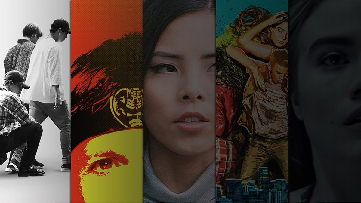 YouTube Originals, c'est une poignée de contenus inédits comme Wayne, Impulse ou Best Shot